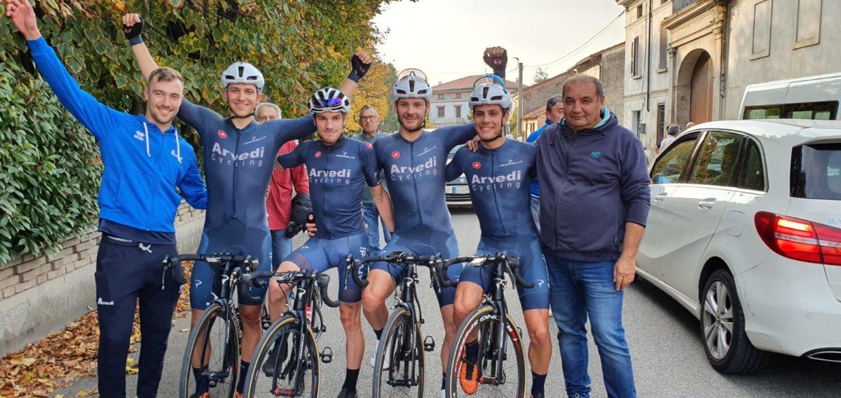 arvedi cycling gruppo 2