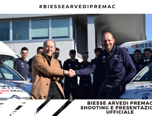 Presentata ufficialmente alla stampa la Biesse Arvedi Premac!