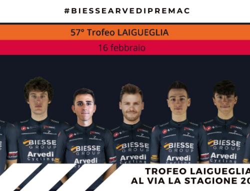 Al via la stagione 2020: la Biesse Arvedi Premac al Trofeo Laigueglia