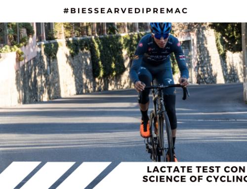 Lactate test: a Laigueglia con ScienceOfcycling Italia