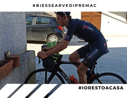 #IoRestoAcasa: consigli e pareri degli atleti Biesse Arvedi Premac