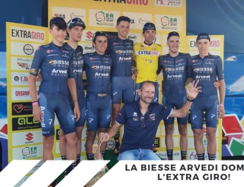 La Biesse Arvedi Premac domina l'Extra Giro!