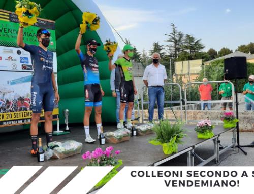 Ancora secondo posto per Kevin Colleoni!