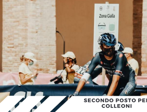 Super tappa al Giro: secondo posto per Colleoni a Bolca. Ottavo Conca.