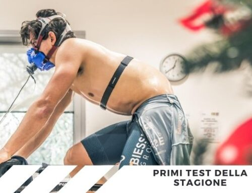 Primi test con ScienceOfCycling Italia