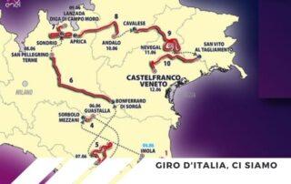 GIRO D'ITALIA UNDER 23 BIESSE ARVEDI