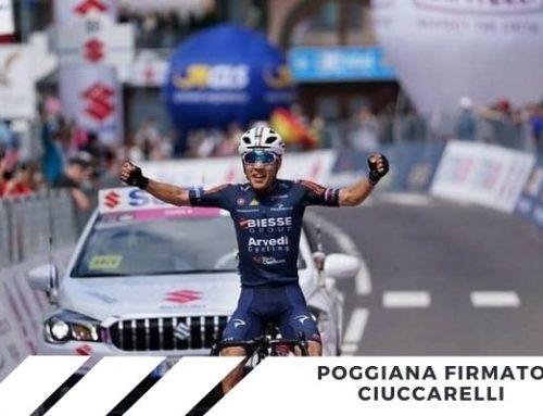 Assolo di Ciuccarelli al GP Poggiana! Vittoria per la Biesse Arvedi Premac!
